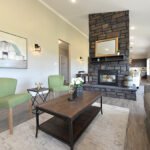 fireplace hudson cobblestone